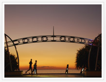 About Surfers Paradise attractions and events
